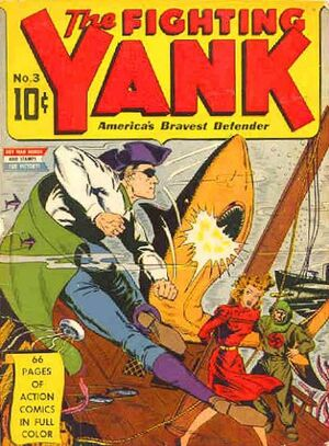 The Fighting Yank Vol 1 3