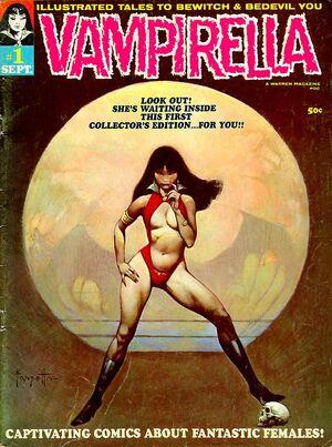Vampirella Vol 1 1
