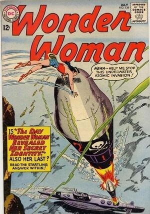 Wonder Woman Vol 1 139