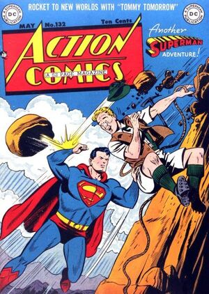 Action Comics Vol 1 132