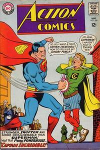 Action Comics Vol 1 354