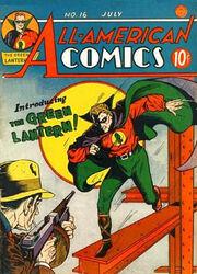 All-American Comics 16