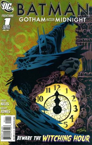 Batman Gotham After Midnight Vol 1 1