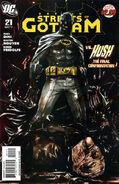 Batman Streets of Gotham Vol 1 21