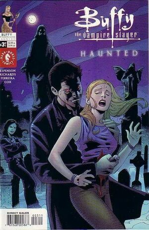Buffy the Vampire Slayer Haunted Vol 1 3