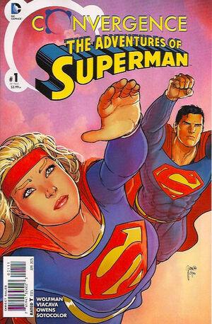 Convergence Adventures of Superman Vol 1 1