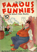 Famous Funnies Vol 1 24