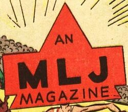 MLJ Comics Logo 02
