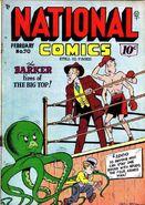 National Comics Vol 1 70