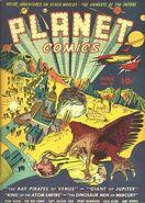 Planet Comics Vol 1 6