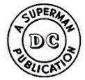 A Superman DC Publication
