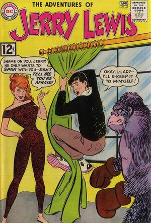 Adventures of Jerry Lewis Vol 1 69