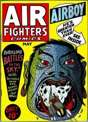 Air Fighters Comics Vol 1 8