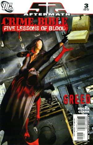 Crime Bible Five Lessons of Blood Vol 1 3
