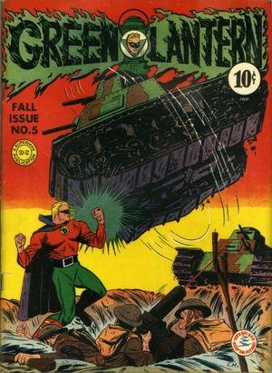 Green Lantern Vol 1 5