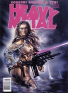 Heavy Metal Vol 18 1