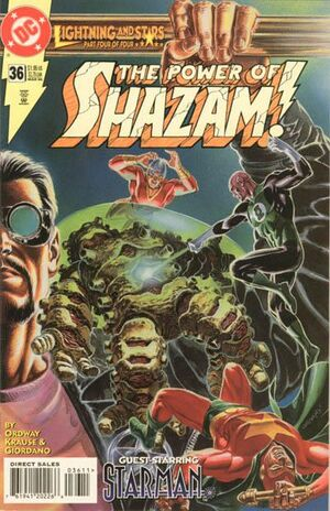 Power of Shazam Vol 1 36