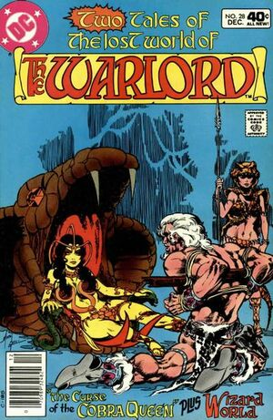 Warlord Vol 1 28