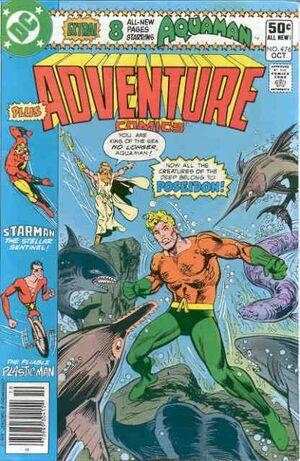 Adventure Comics Vol 1 476