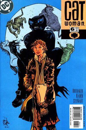 Catwoman Vol 3 6