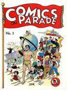 Comics on Parade Vol 1 3