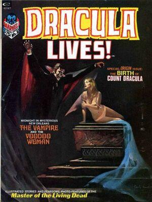 Dracula Lives Vol 1 2