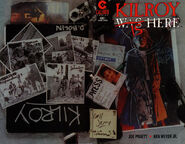 Kilroy is Here Vol 1 1
