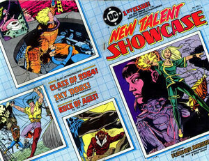 New Talent Showcase Vol 1 1