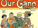 Our Gang Comics Vol 1