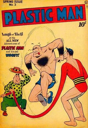 Plastic Man Vol 1 3