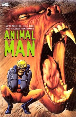 Animal Man - Book 1