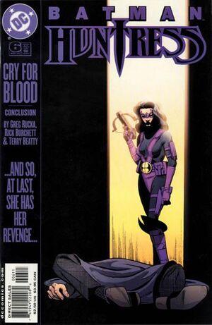 Batman Huntress Cry for Blood Vol 1 6