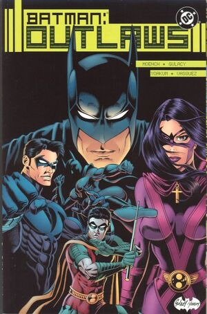 Batman Outlaws Vol 1 3