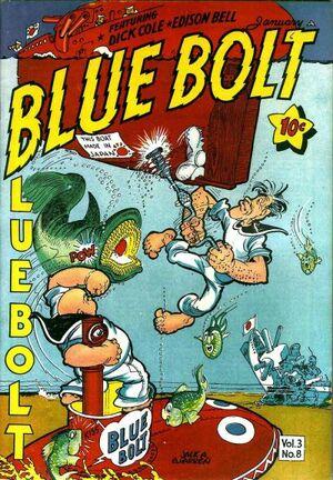Blue Bolt Vol 1 32