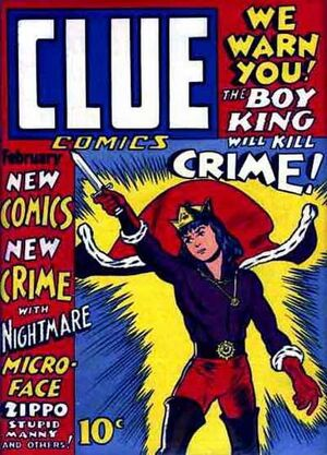 Clue Comics Vol 1 2