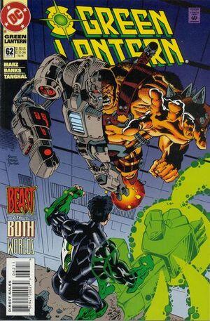Green Lantern Vol 3 62