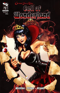 Grimm Fairy Tales Presents Call of Wonderland Vol 1 1
