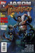 Jason vs. Leatherface Vol 1 1