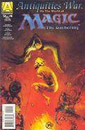 Magic the Gathering Antiquities War Vol 1 2