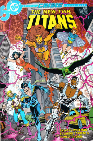 New Teen Titans Vol 2 13