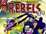 R.E.B.E.L.S. Vol 1 2