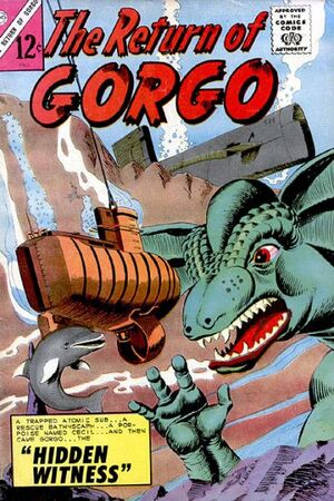 Return of Gorgo Vol 1 3