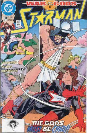 Starman Vol 1 38