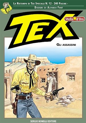 Tex Stella d'Oro Vol 1 12