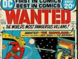 Wanted (DC) Vol 1 1