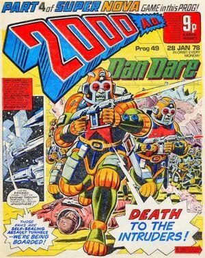 2000 AD Vol 1 49