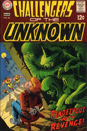 Challengers of the Unknown Vol 1 66