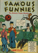 Famous Funnies Vol 1 9