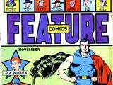 Feature Comics Vol 1 62