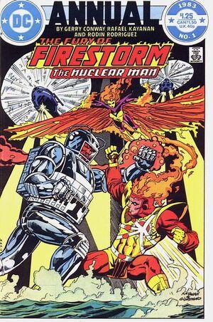 Firestorm Annual Vol 1 1
